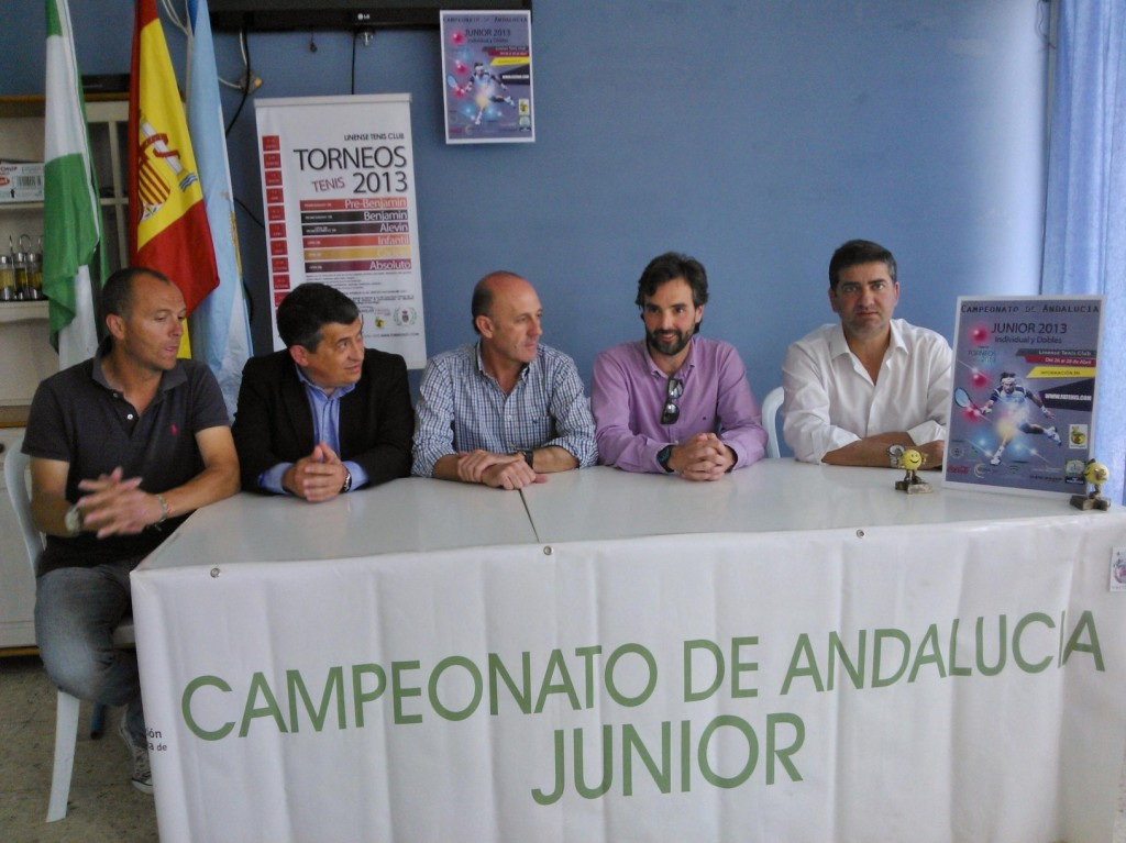 presentacionregionaljunior2013